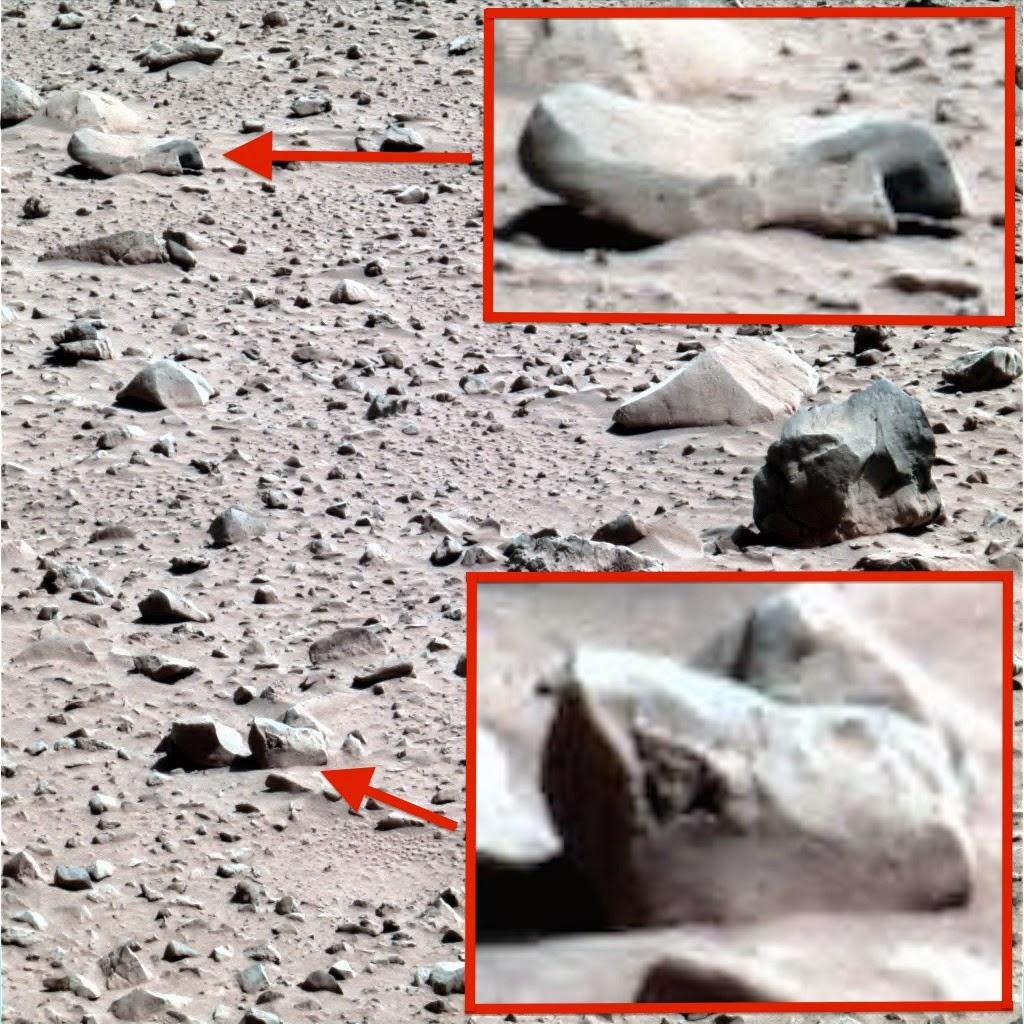alien artifacts on mars - photo #8