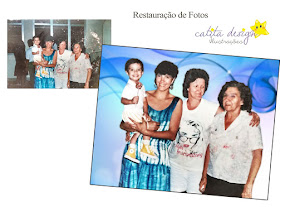 Restaurações de Fotos
