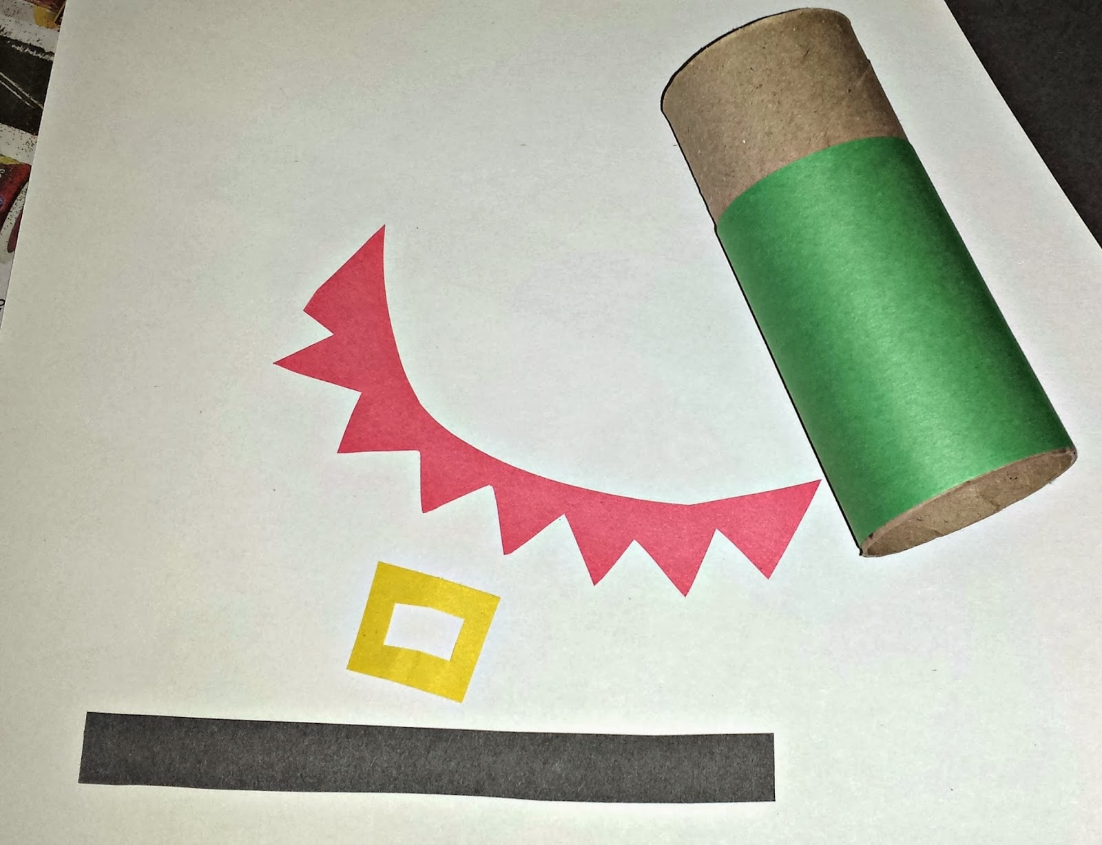 Nice Toilet Paper Roll Part - 14: Elf Toilet Paper Roll Craft For Kids