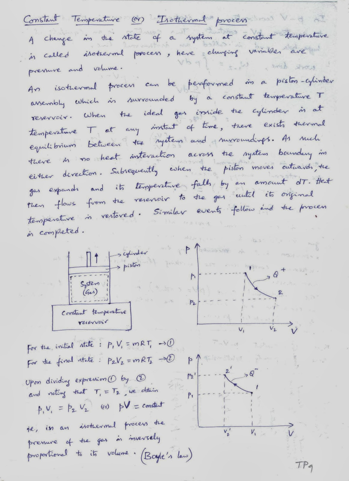 limitations of first law of thermodynamics pdf