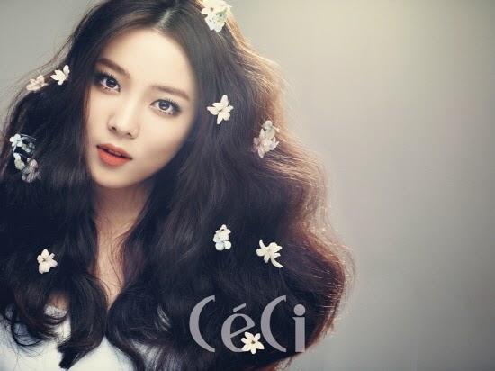 Yoon So Hee - Ceci Magazine February Issue 2014