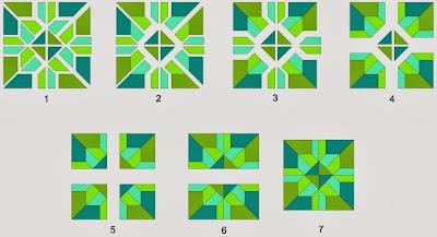 free quilt block pattern 24