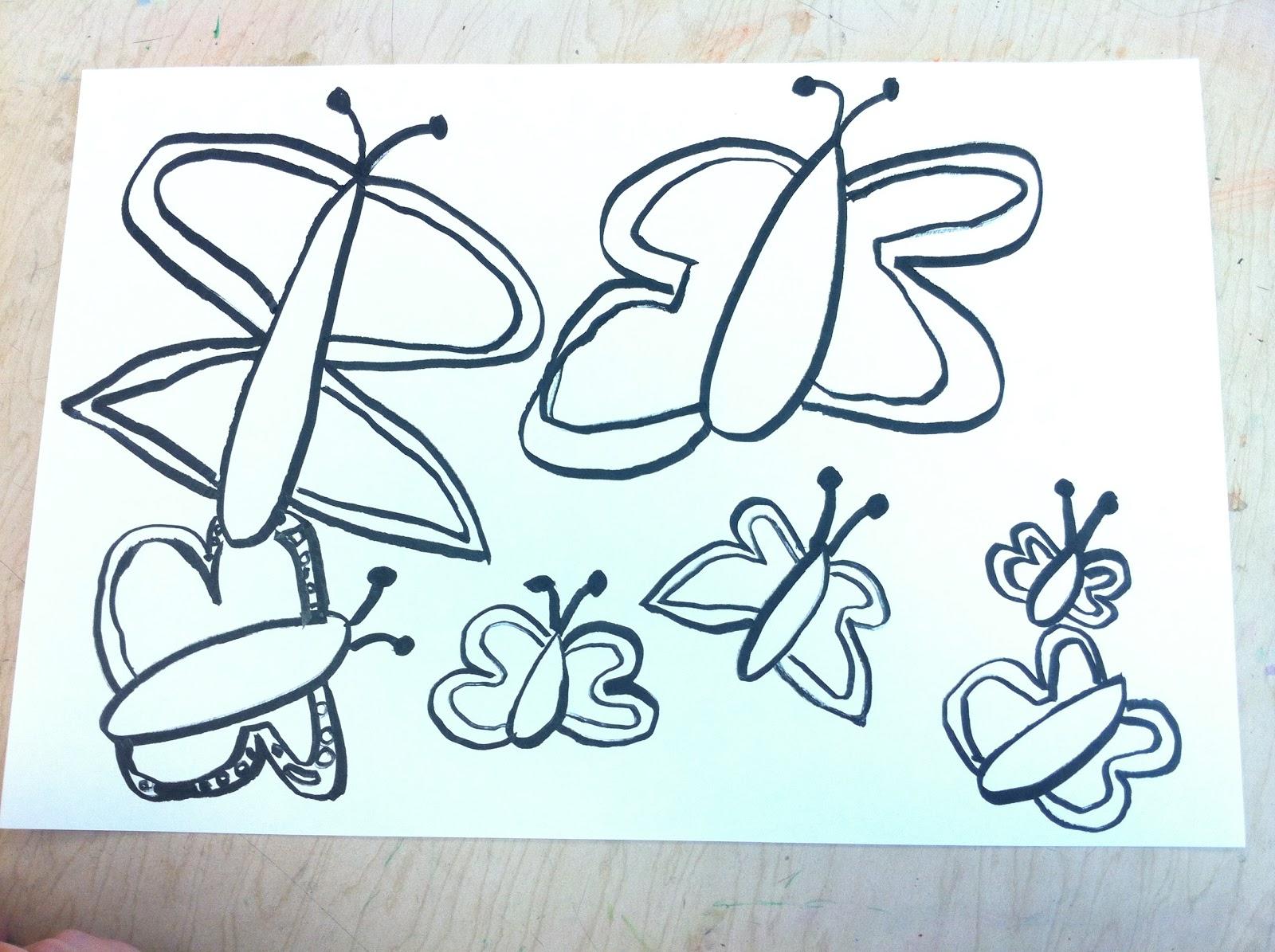 Tiny Hands Art: December 2012