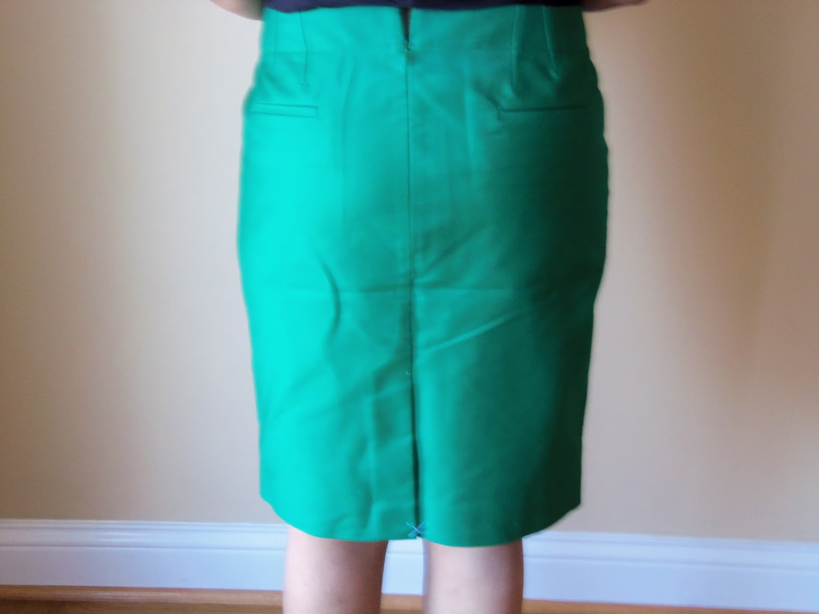jcrewismyfavstore: Review: J. Crew No. 2 Pencil Skirt in Double ...