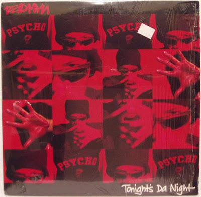 Redman – Tonight's Da Night (VLS) (1992) (192 kbps)