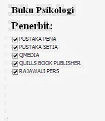 Buku Psikologi Penerbit Pustaka Pena, Setia, Qmedia, Book Publisher