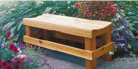 woodwork simple outdoor bench seat plans pdf plans