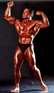 Bill Pearl Bodybuilder