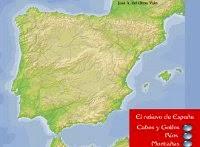 Relleu d'Espanya