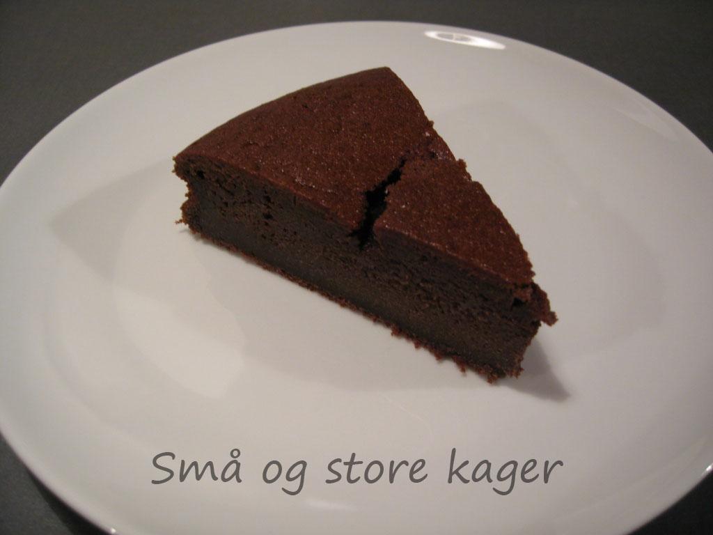 lækker chokoladekage opskrift