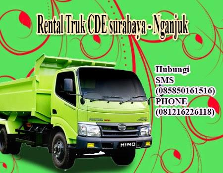 Rental Truk CDE surabaya - Nganjuk