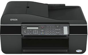 Epson TX300f Resetter Free Download
