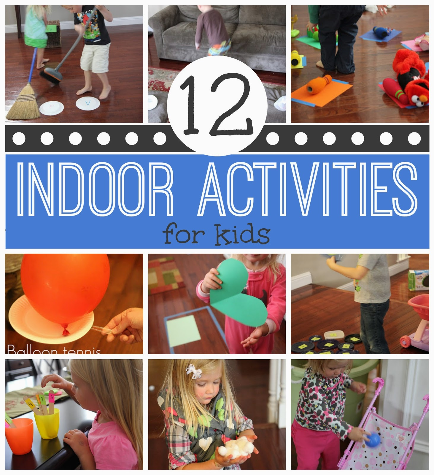 Toddler Approved 12 Active Indoor Activities For Kids