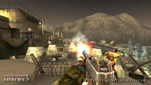 Download Medal Of Honor 2 heroes psp for pc Full Version ZGASPC