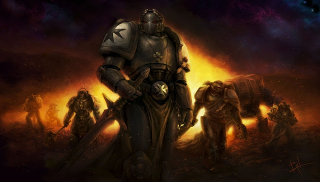 Rumors: The Black Templar are Coming.......