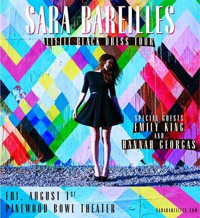 Critic of Music: Live Review: Sara Bareilles Destroys Chandelier ...