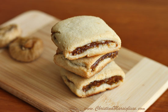 Scientifically Sweet: Spiced Fig Bars (homemade Fig Newtons)
