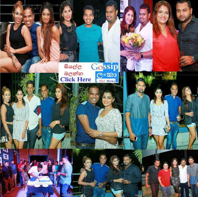 Pushpika De Silva - Husband - Birthday Party