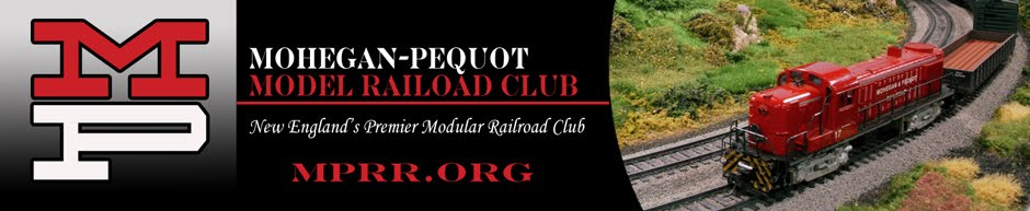 Mohegan Pequot Model Railroad Club