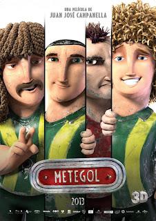 Ver online: Metegol (Futbolín) 2013