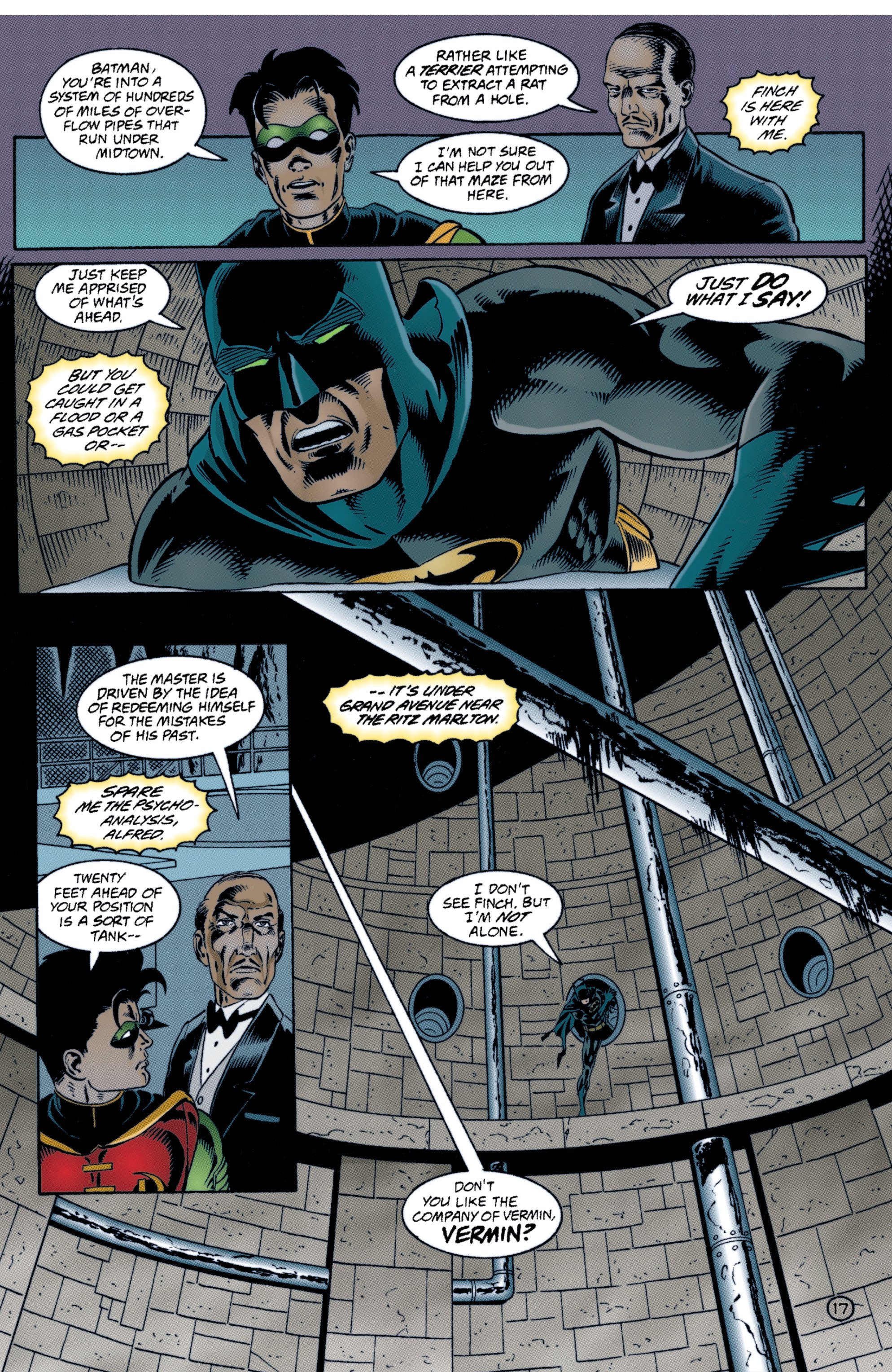 Detective Comics (1937) Issue #713 Page 18
