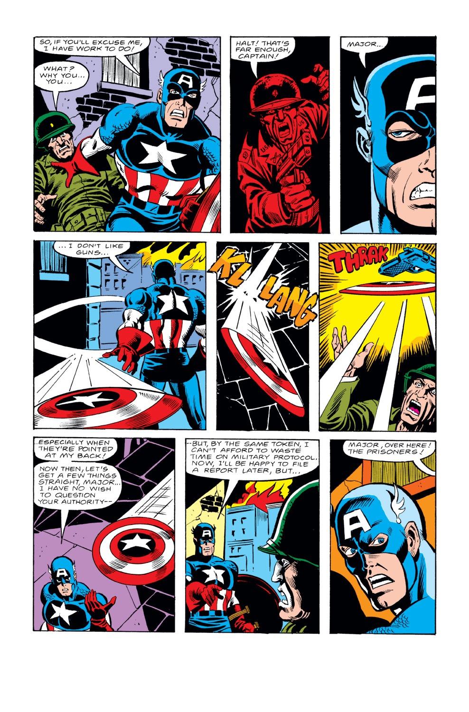 Captain America (1968) Issue #233 #148 - English 8