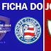 Ficha do jogo: Bahia 2x1 América-MG - Copa do Brasil 2014