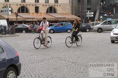 Paris - Kreisverkehr