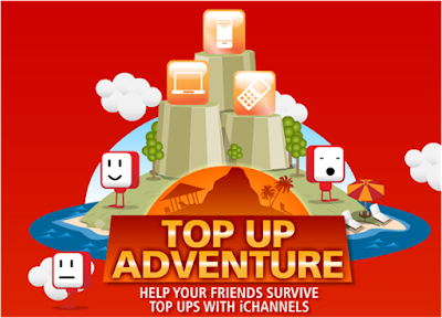 Hotlink 'Top Up Adventure' Contest