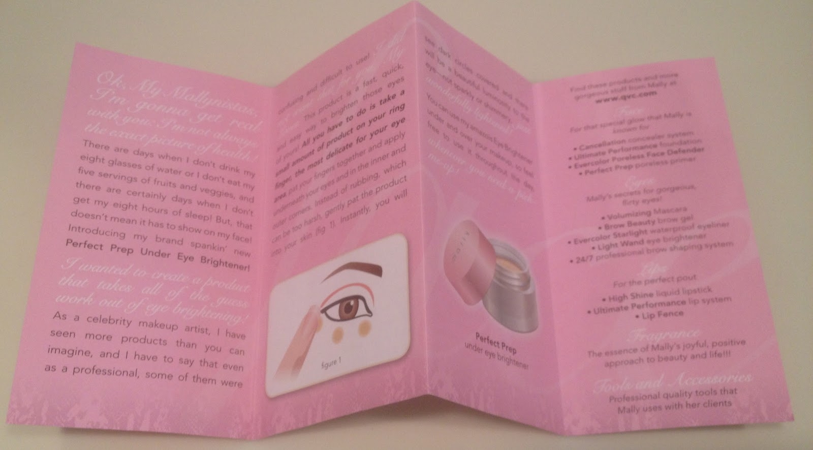 Booyah Beauty Mally Perfect Prep Under Eye Brightener Holy Grail