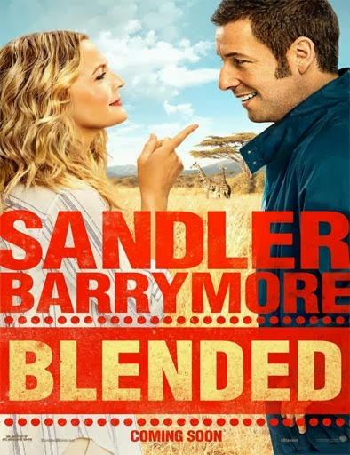 Blended (Luna de miel en familia) (2014)