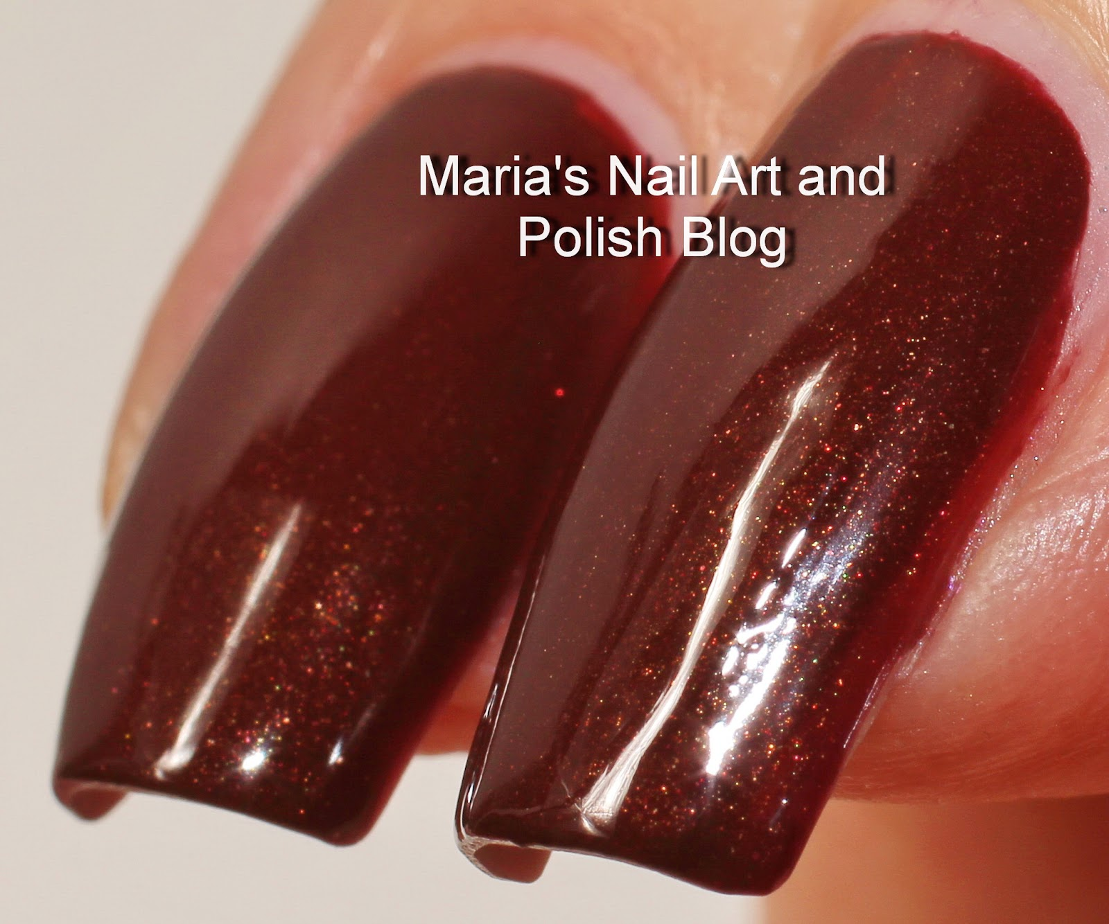Marias Nail Art And Polish Blog: Chanel Rouge Argent