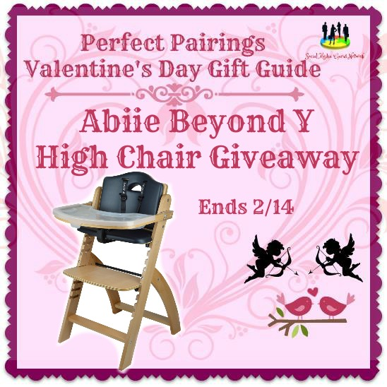 Abiie Beyond Y High Chair GIveaway