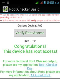 cara root mito A90 tanpa PC
