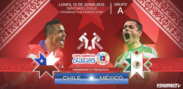 Chile-vs-México