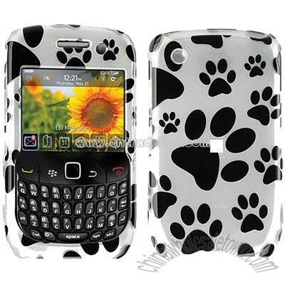 Blackberry Curve 8520 Dog Paws