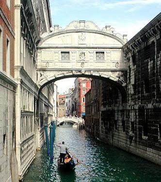 Ponte dei Sospiri Venezia Itália
