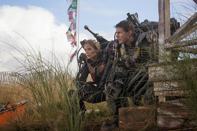 Tom Cruise Edge of Tomorrow still