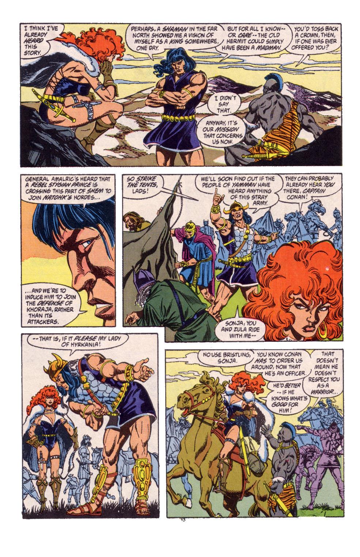 Conan the Barbarian (1970) Issue #247 #259 - English 10