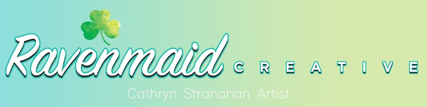 Ravenmaid Creative Cathryn Stranahan Artist