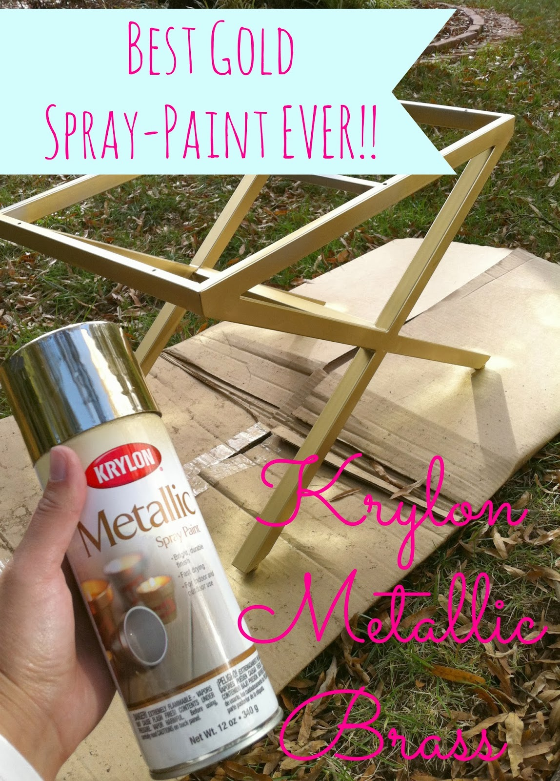 Spray Paint Ikea Furniture Before Or After Assembly