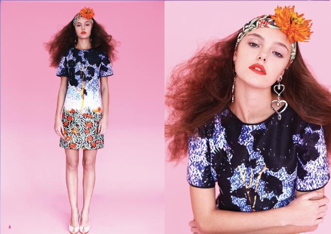 υφάσματα με prints, ρούχα με prints, ανοιξιάτικη κολεξιόν,