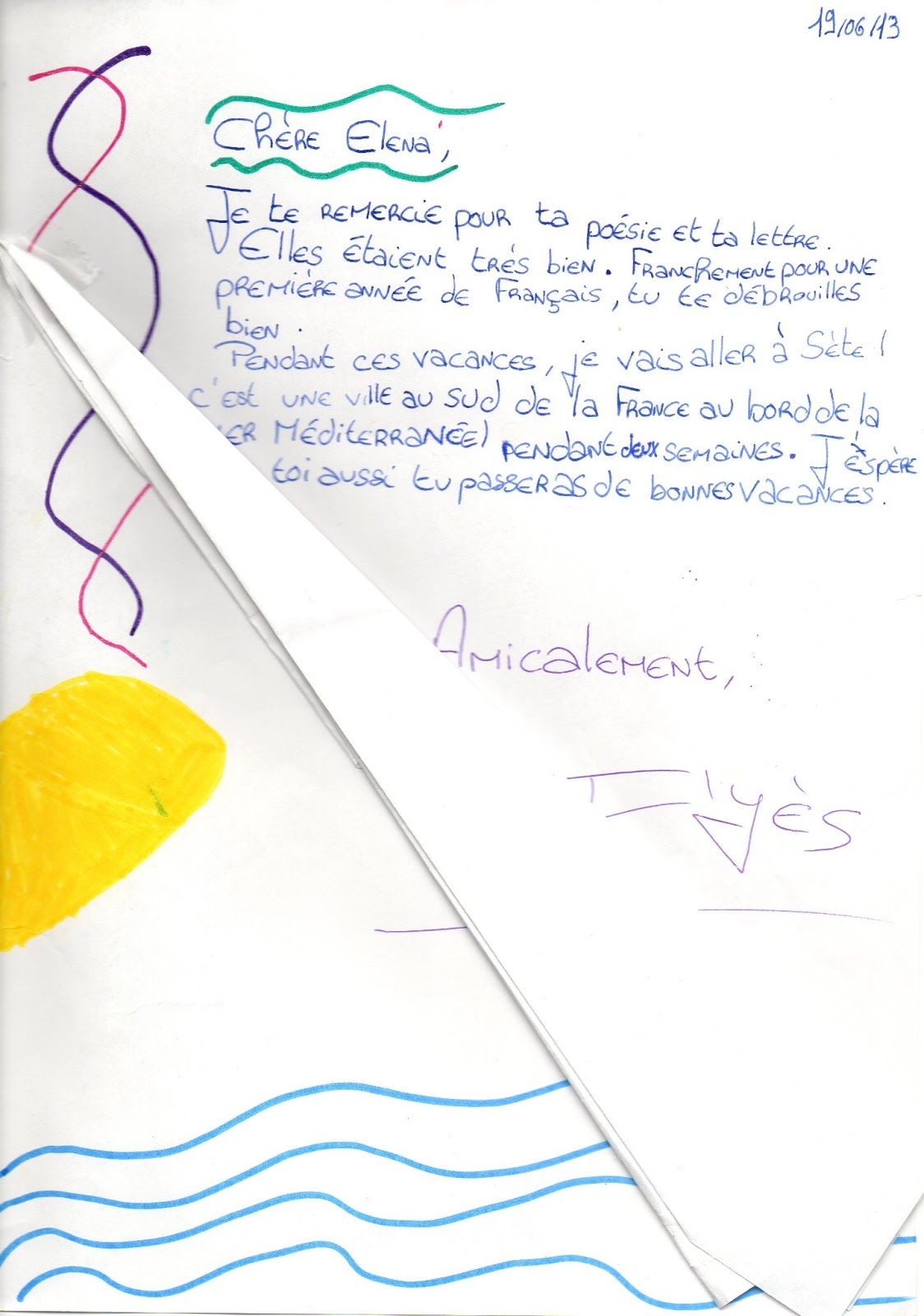 Envoyer Un Courrier  Ef Bf Bd La Caf De Paris