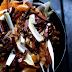 Winterse Witlof Salade met Vegetarische Speckjes