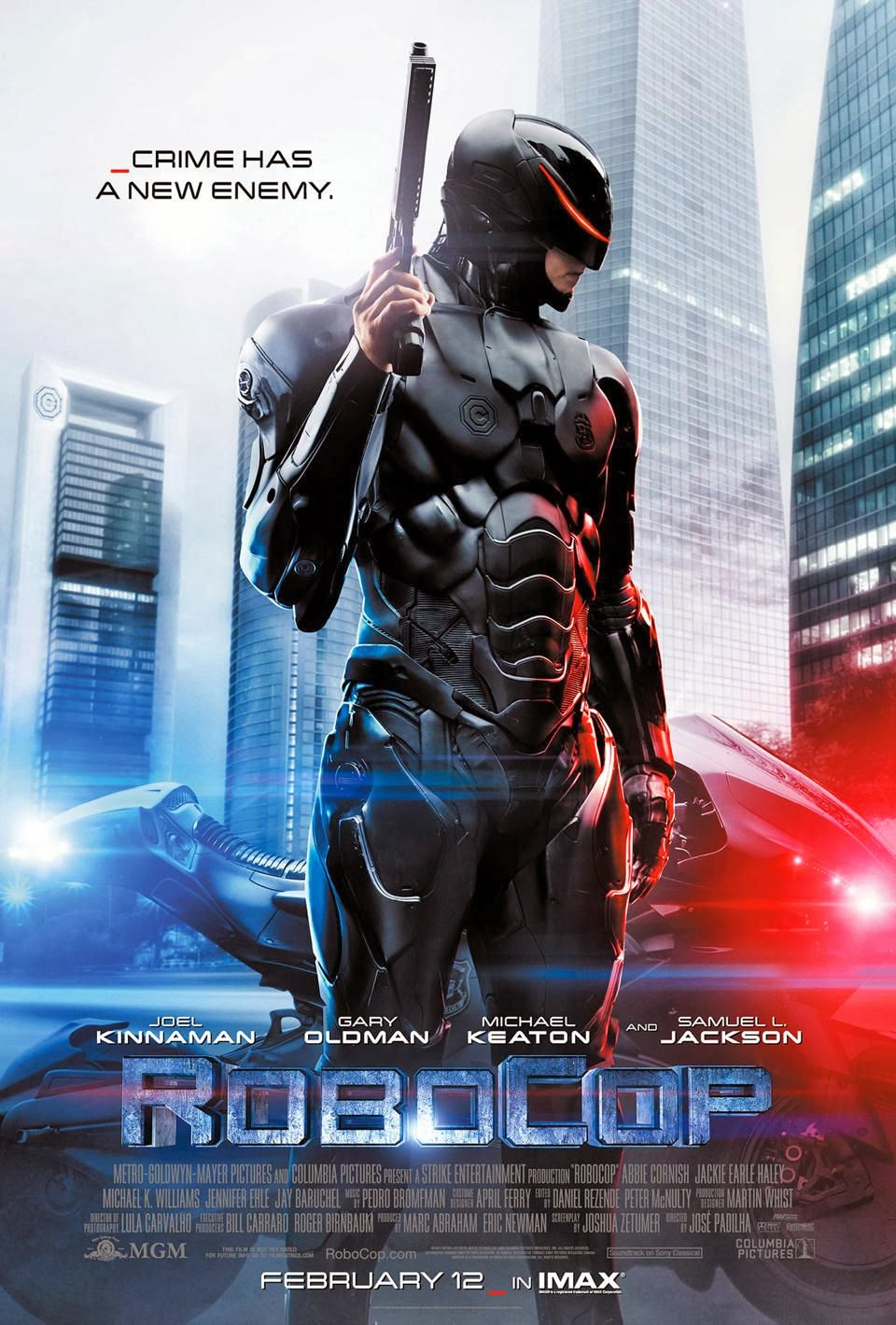Regarder RoboCop en streaming - Film Streaming