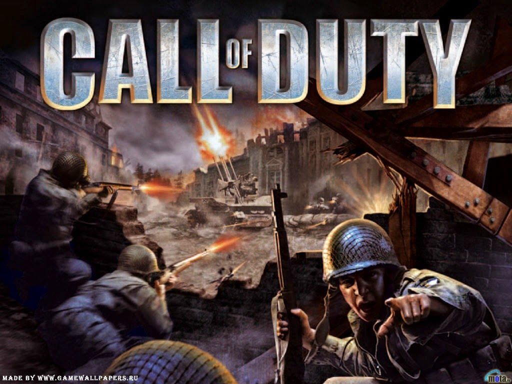 Call Of Duty 1 Game For Pc