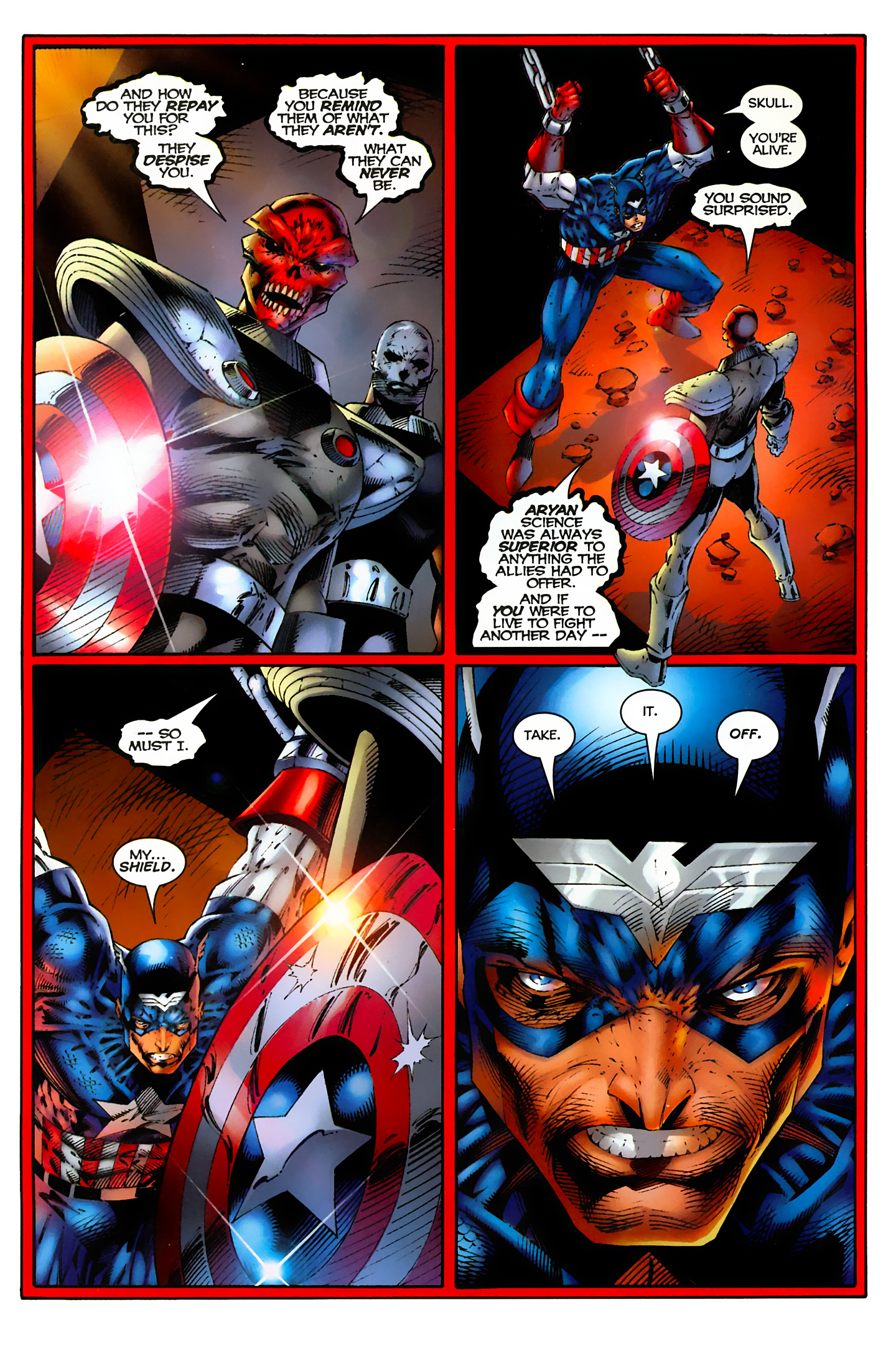 Captain America (1996) Issue #4 #4 - English 9