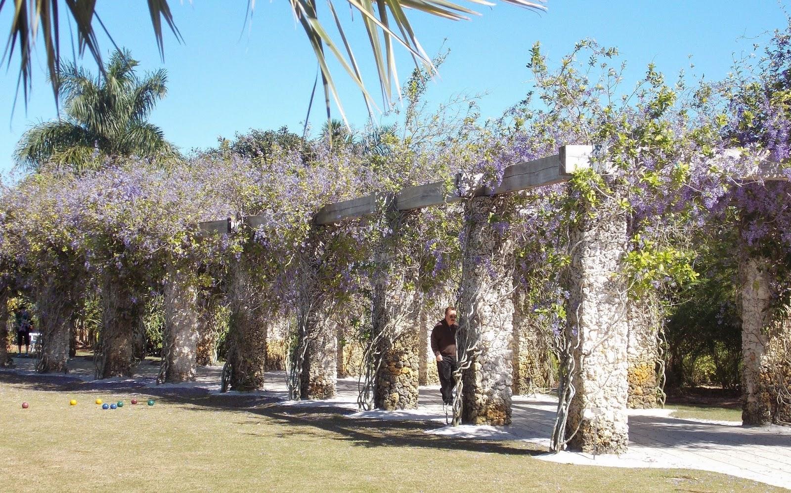 The Schramm Journey Naples Botanical Gardens Part Two