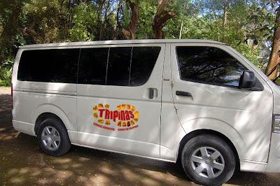 tagaytay rent a van