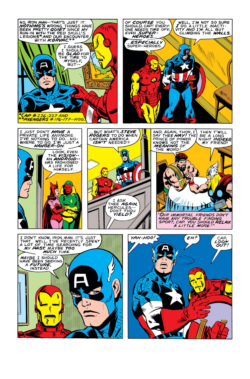 Captain America (1968) Issue #228 #142 - English 3